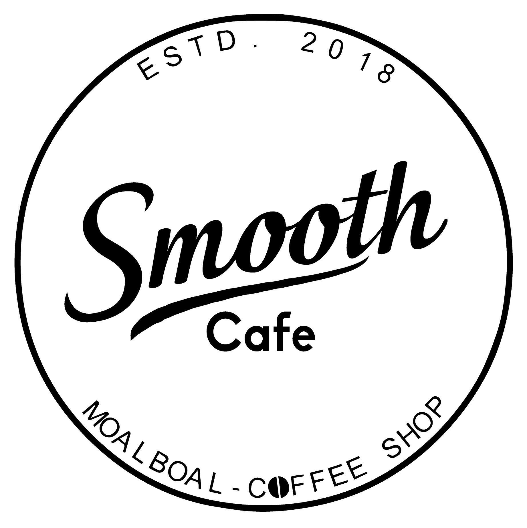 Full Menu Smooth Cafe Moalboal